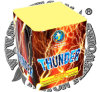 Thunder King 25 Shots Fireworks Cake