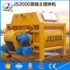 Hot Sale New Type Good Price High Quality Js2000 Concrete Mixer Machine