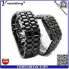 Yxl-154 Promotion Waterproof Lava LED Electronic Watch Men Women Stainless Steel Wristwatches Binary LED Displayer Luminous Good Quality Couple Watches