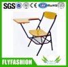 Sf-15f Wooden Training Chair with Writing Tablet Pad or Bookshelf