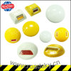 Wholesaletraffic Safety White or Yellow Warning Ceramic Road Studs