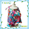 Wholesale 100% Cotton Breast Feed Scarf with High Quality