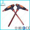 T-Handle Ball Point Hex Key Wrench