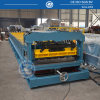 PLC Control Building Materials Roofing Tile Roll Forming Machine