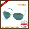 FM15608 New Design High Quality Metal Sunglasses