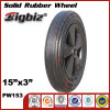 Hand Pallet Truck Rubber Wheel Small Size Rubber Wheel.