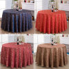 Hotel Restaurant Banquet Party Table Linens Wedding Damask Jacquard Tablecloth