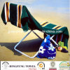 100% Cotton Velour Reactive Printed Beach Towel Df-2896