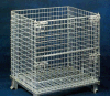 Hot DIP Galvanized Steel Storage Cages