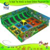 Ce Standard Indoor Playground Trampoline with Dodge Ball