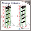 Competitive Price Mobile Aluminum Scaffold Tower