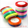 Wholesale Ribbon 100% Polyester Satin Ribbon 196 Colors Available