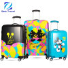 BSCI Disney Fama Manufacturer Customize Logo Hardside Print Cartoon ABS PC Cabin Hand Carry on Spinner Trolley Travel Luggage