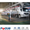 52m Concrete Pump Truck with HOWO or Isuzu Chassis