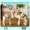 Home Decoration Birthday Present Souvenir Resin Camel Statues Animal Sculptures