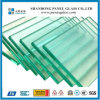 Tempered Flat and Curved Glass with Color Clear