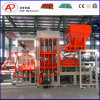 Automatic Concrete Burning-Free Block Paver Machine