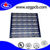 Blue Oil PCB with Half Hole and Edge-Plating for Bluetooth