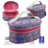Medium-Size Hot Model in USA, Japan Cosmetic Bag, Train Case Lunch Bag