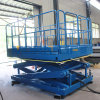 Electric Hydraulic Double Scissor Lift Table