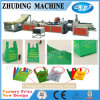 Non Woven Supermarket T-Shirt Shopping Making Machine