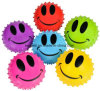 Funny Smiley Face Anti Stress Reliever Ball Squeeze Emjoy Ball