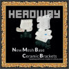 Headway Orthodontics Ceramic Roth Brackets