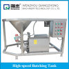 Stainless Steel Powder Water Mixer Machine Emulsifier Batching Mixing Machine