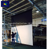 Xy Screens Customized Size Electric Projector Screen with Remote Control