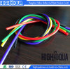 Durable Fiber Braid Food Grade Colorful Rubber Silicone Hose