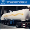 Chemical Liquid CO2 Road Tanker Semi Trailer