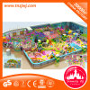 Plastic Maze Equipment Indoor Playground Naughty Castle