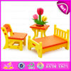 Promotional Wooden Furniture 3D Puzzle DIY Toy for Kids, Christmas Gift Wooden 3D Puzzle Furniture DIY Toy for Children W03b039