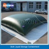 1000 Liter Collapsible Plastic Rain Water Pillow Tank / Bladder