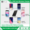 5W/7.5W Stand Mobile Wireless Charger for iPhone 8/8 Plus/X