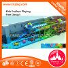 Guangzhou Kids Naughty Fort Indoor Playground Equipment for Sale