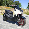 3000W Electric Motorcycle/Scooter YAMAHA Force 155 with LED Light, QS Motor, 72V 32ah Battery