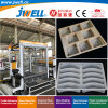 Jwell PP Plastic Single or Multi- Layer Environmental-Friendly Sheet Recycling Extrusion Machine for Salver Electrical Parts Container and Package Factory Price