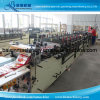 Heavy Duty Three Side Sealing Double Lines Production Stand Bags Double Zipper Bag Making Machine