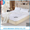 Cotton Fabric Goose/Duck Feather Filled Mattress Pad