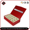 Bronzing Rectangle Hard Cardboard Gift Storage Box for Electronic Products