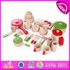 Modern Wooden Kitchen Toy Accessories for Kids, Hape Wooden Kitchen Accessories, Tableware Toy, Dinnerware Toy W10b093