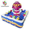 Colorful Park 3D Fish Hunter Video Game Machine Arcade Games