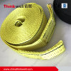 10000lbs Polyester Webbing Yellow Eye Eye Type Winch Straps