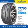 Radial Tyre Without Tube, Car Tire, Rubber Wheel (245/45ZR19) , Color Tire