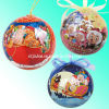 Anti-Yellowing Clear Epoxy Resin for Christmas Ball Coating