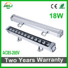 Outdoor Waterproof 18W AC85-265V LED Wall Washer Light