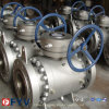 Forged A105 Flanged Trunnion Ball Valve
