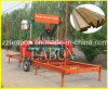 Wood Cutting Electric Horizontal Portable Sawmill for Sale