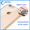 Electroplate TPU Back Case for Huawei Mate 8, New Chrome Plated Soft TPU Full Cover Case